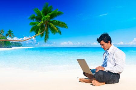 coworkingova dovolena